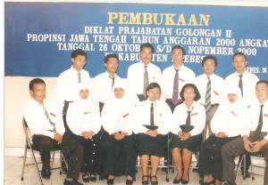 rekan senasib di Brebes angakatan 1999