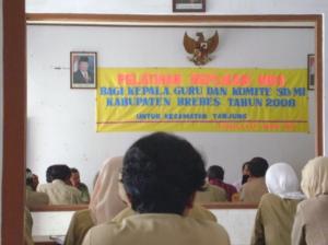 Pelatihan MBS Tanjung
