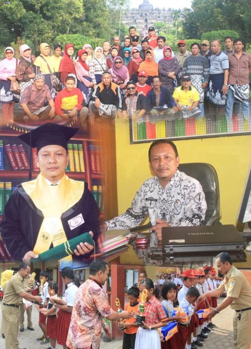Bersama kita bisa di SD N Kemurang Wetan 01 Tanjung